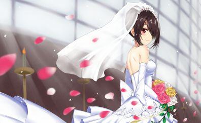 Kurumi Tokisaki, Date A Live, anime