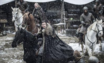 Game of thrones, Jon Snow, season 7, episode 2, tv show