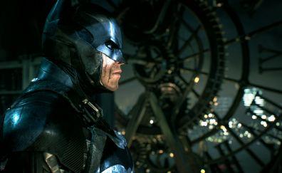Batman: Arkham Knight, game, dark, batman