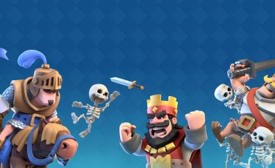 Clash royale mobile game