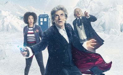 Doctor who, season 10, Christmas special, 5k