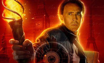 National Treasure: Book of Secrets, 2007 movie, Nicolas Cage