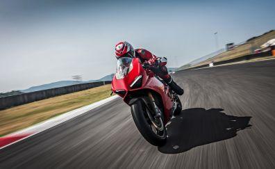 Ducati panigale v4 S, 2018, racing bike