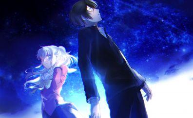 Nao Tomori, Yū Otosaka, Charlotte, anime