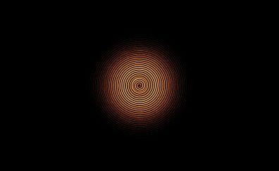 Abstract, spiral, minimal