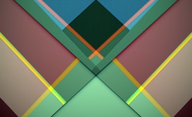 Abstract, art, geometry, shapes, stripes