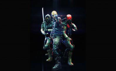 Shadow warrior 2, video game, minimal, 5k