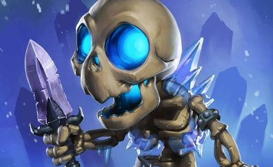 Hearthstone: Heroes of Warcraft, skull