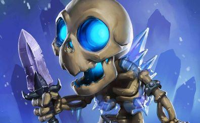 Hearthstone: Heroes of Warcraft, skull