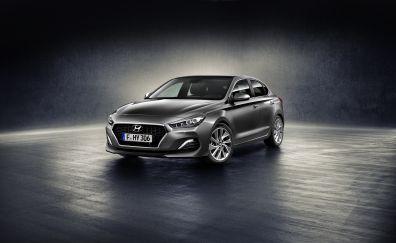 Hyundai i30, compact car, front view