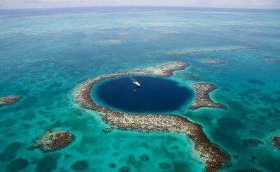 Grand blue hole