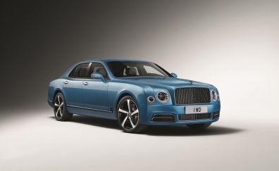 Bentley Mulsanne, speed design series, 2018, luxury car, 4k