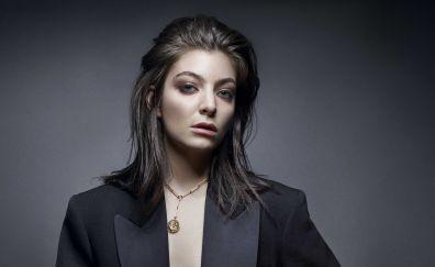 Lorde, elle magazine, 2017, 4k