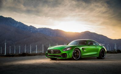 2018 car, Mercedes-AMG GT R