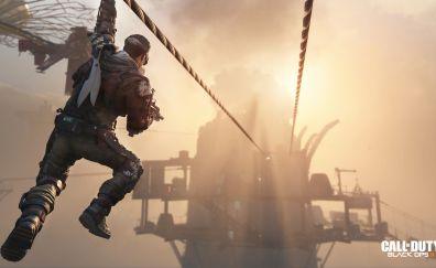 Call of Duty: Black Ops III, video game, 4k