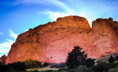 Colorado rocks, mountains