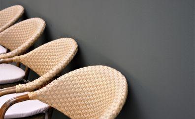 Chairs, arrangement