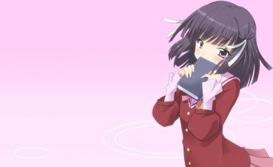 Anime girl, Shiori Shiomiya, The World God Only Knows, Kami nomi zo Shiru Sekai