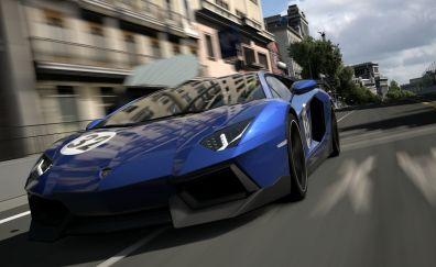 gran Turismo 6, Lamborghini Aventador, video game