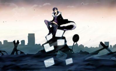 Mikado Ryuugamine, Durarara!!, anime boy