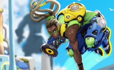 Lucio, overwatch video game