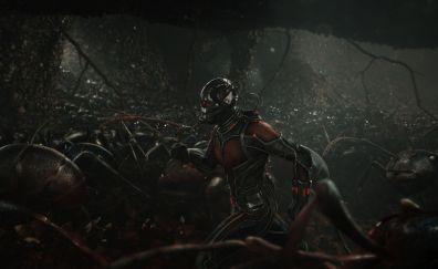 Ant man movie, marvel comics
