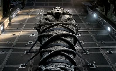 The mummy 2017 movie