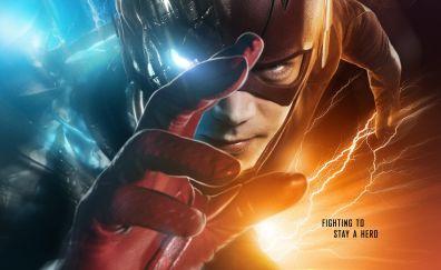 The Flash, Grant Gustin, TV show, season 3