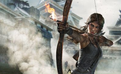 Tomb Raider video game, Lara Croft
