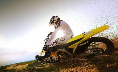 2017 Suzuki RM Z250, sports, motocross, race