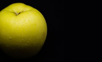 Apple, green apple, fruit
