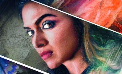 Deepika padukone as serena unger