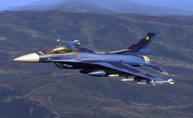 Mitsubishi F 2 fighter plane