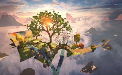 How we soar virutal reality game
