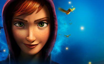 Epic animated movie
