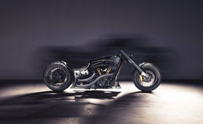 Chopper custom bike