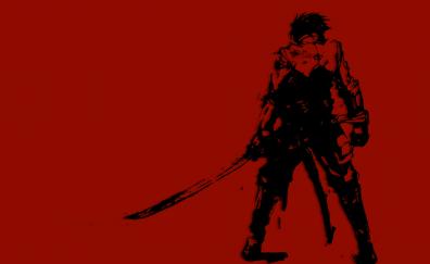 Drifters samurai anime