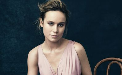 Brie larson, the hollywood reporter, 2017