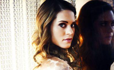 Hot Lyndsy Fonseca, Nikita tv series