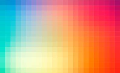 Background, abstract, colorful, squares, gradient