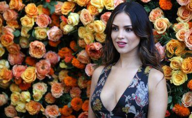 Eiza González, Mexican actress, 4k, 2017
