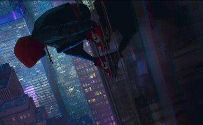 movie, Spider-Man: Into the Spider-Verse, 2018