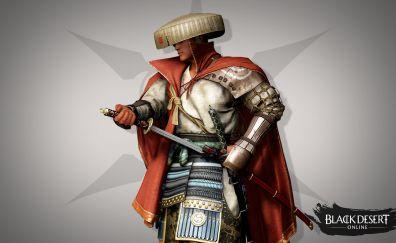 Ninja, warrior, Black Desert Online, online game