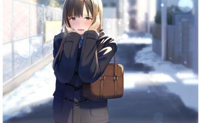 Yukari Mizumoto, cute anime girl
