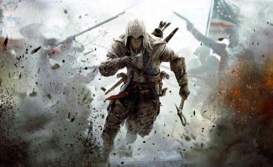 Assassin's creed game, artwork