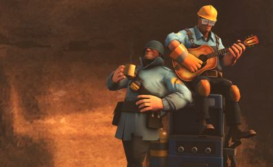 Team fortress 2 game, 2007 game