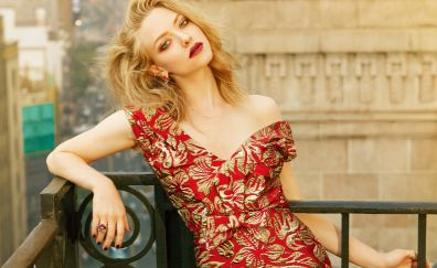 Amanda Seyfried, blonde, popular model