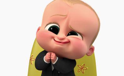The Boss Baby, baby, animation movie, 2017 movie