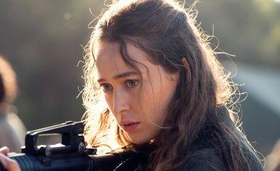Alycia Debnam Carey, actress, Fear the Walking Dead, TV show