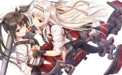 Kantai, Kancolle collection, anime girls